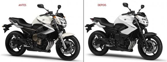 Yamaha renova visual da xj6 mec 226 nica moto show