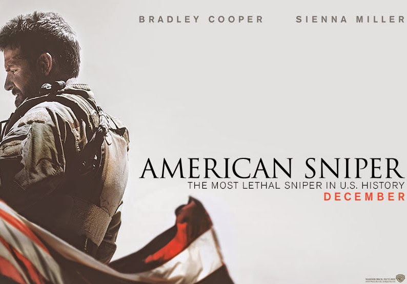 American Sniper: New Trailer, Clip, Posters & Images
