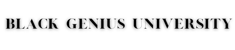 Black Genius University