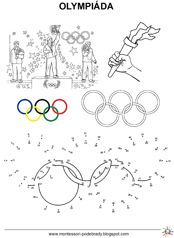 Napady Do Skolky Olympiada Pracovni List