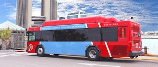 Corpus Christi Regional Transit Authority Bus
