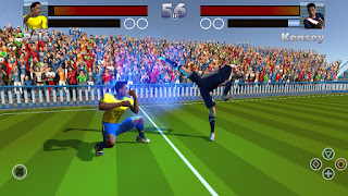 Soccer Player Fight 2016 Apk Mod Full Version Terbaru