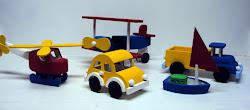 Brinquedos Antigos lembrancinha