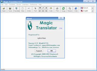Huntersoft Magic Translator 8.23.6772