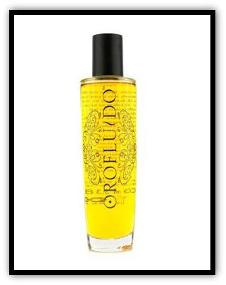 Aceite Oro fluido beauty en fapex