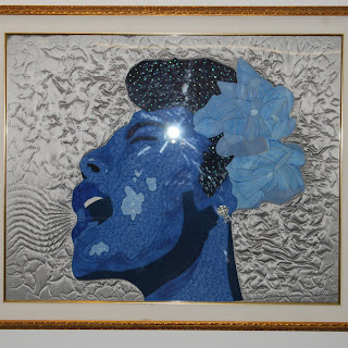 Billie Holiday quilt