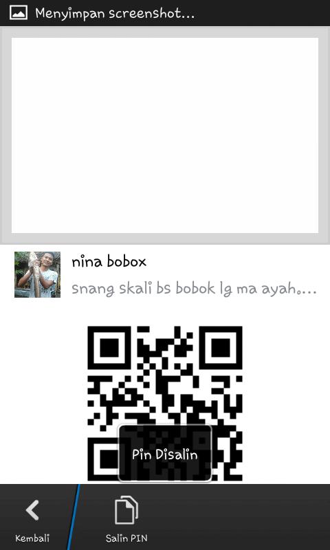 Cara Kirim Broadcast  BC PIN BBM Teman di Android