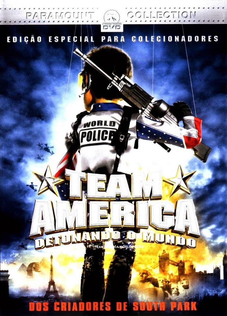 Team America: Detonando o Mundo – Dublado (2004)