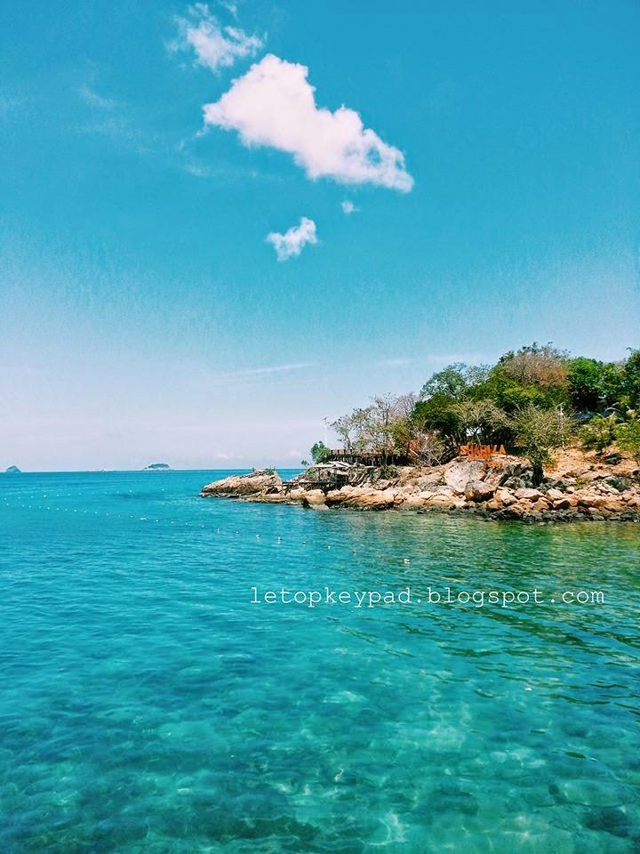 Keindahan Pulau Perhentian Kecil