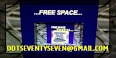...FREE SPACE...