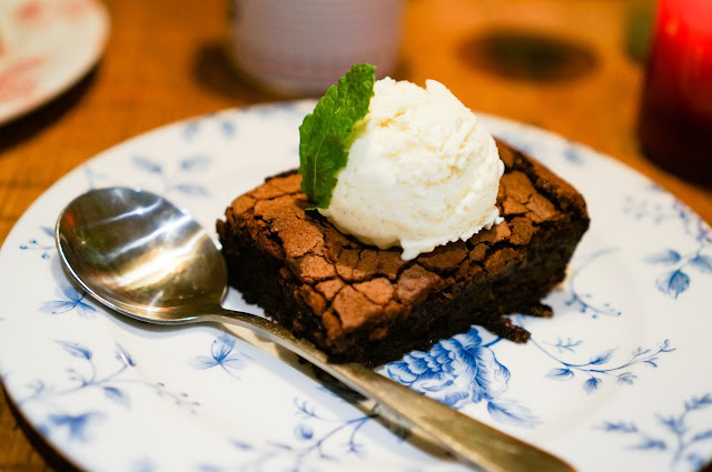 Chocolate brownie Revolution
