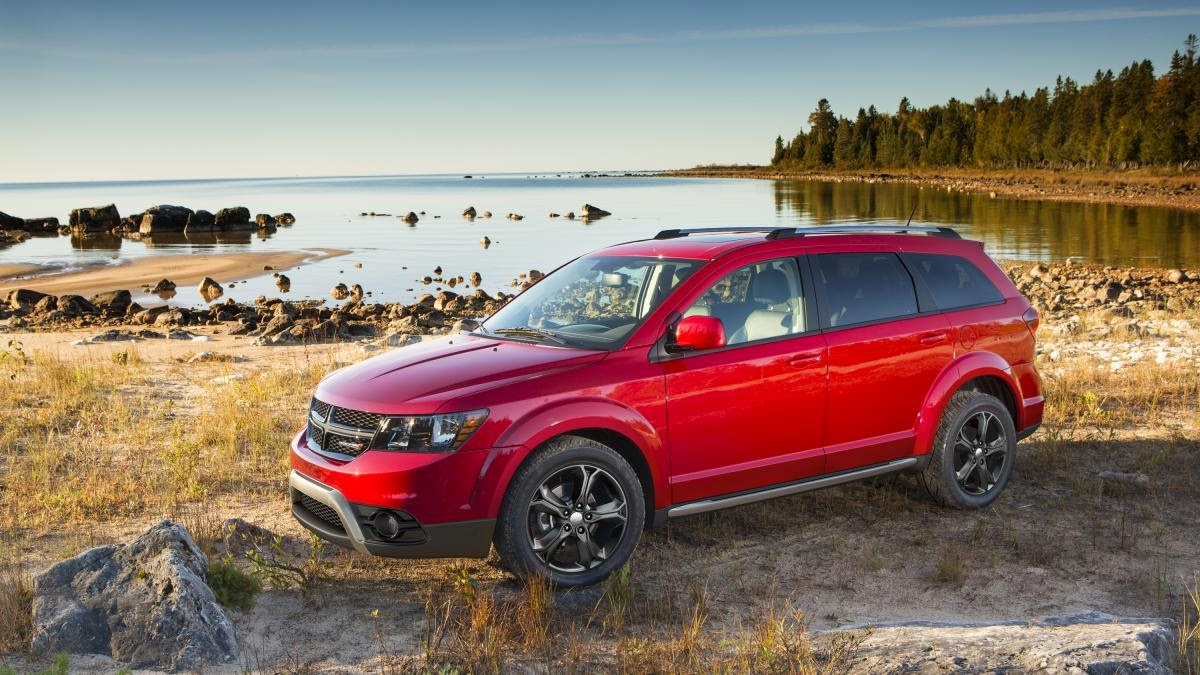 2014 Dodge Journey Crossroad review notes