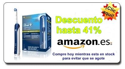 Comprar el Cepillo de Dientes Electrico Oral B 3000