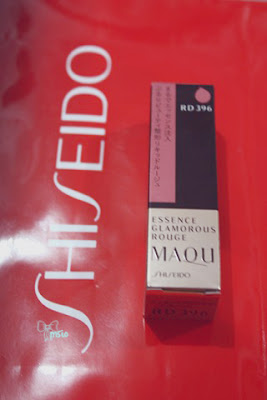 Shiseido Maquillage Essence Glamour Rouge