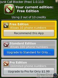 Download Aplikasi Untuk Blokir Telepon Masuk BlackBerry