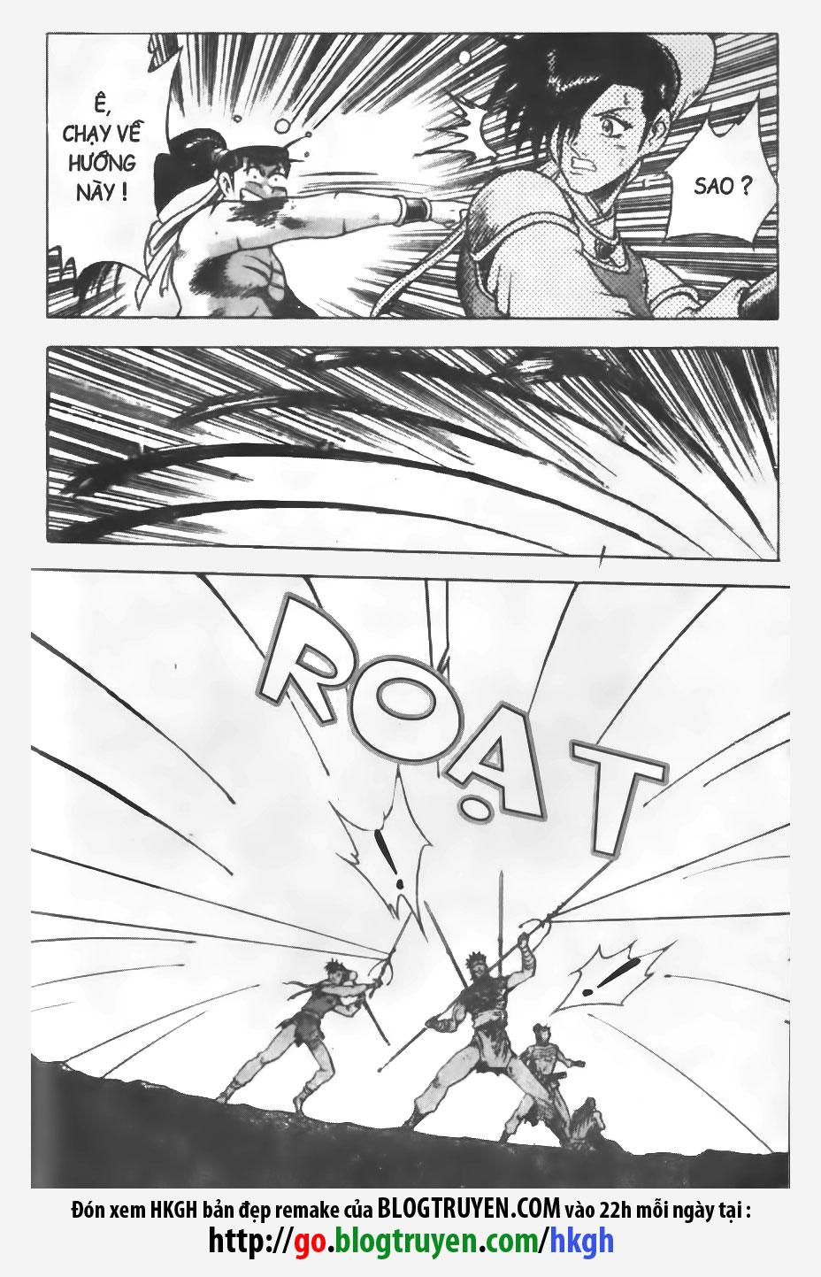 Hiệp Khách Giang Hồ chap 145 page 23 - IZTruyenTranh.com