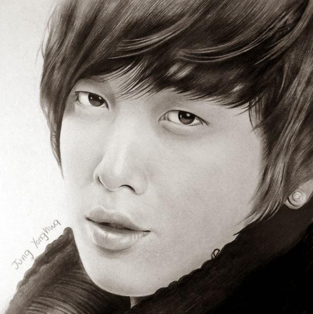 Рисунки карандашом. Phuc Luong