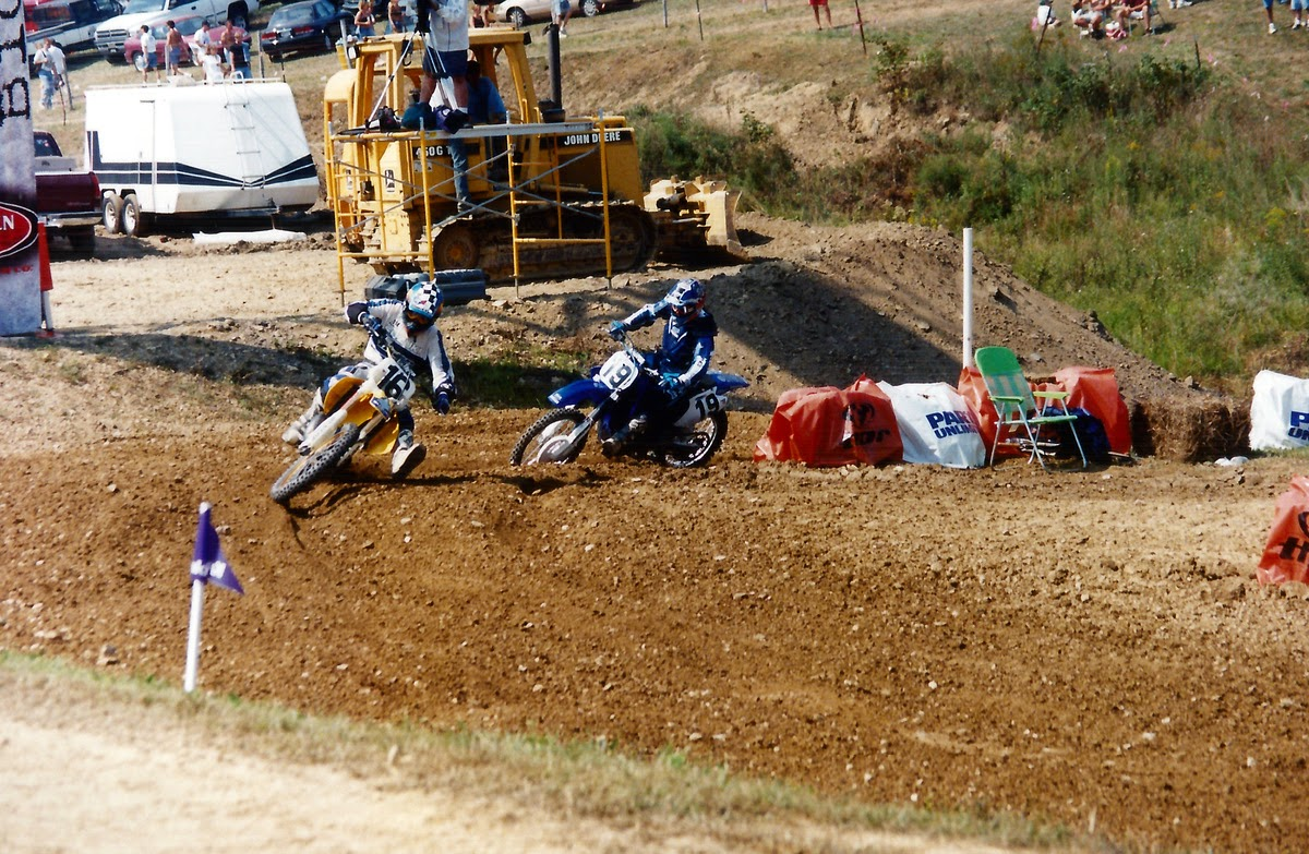 Mickael Pichon Steel City 1998