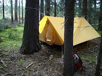 палатка ворова