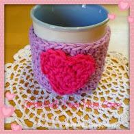 Crochet Tea Cup Cozy & Pattern