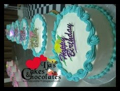 Order~Birthday cake 4