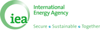 International Energy Agency logo (Credit: IEA) Click to Enlarge.