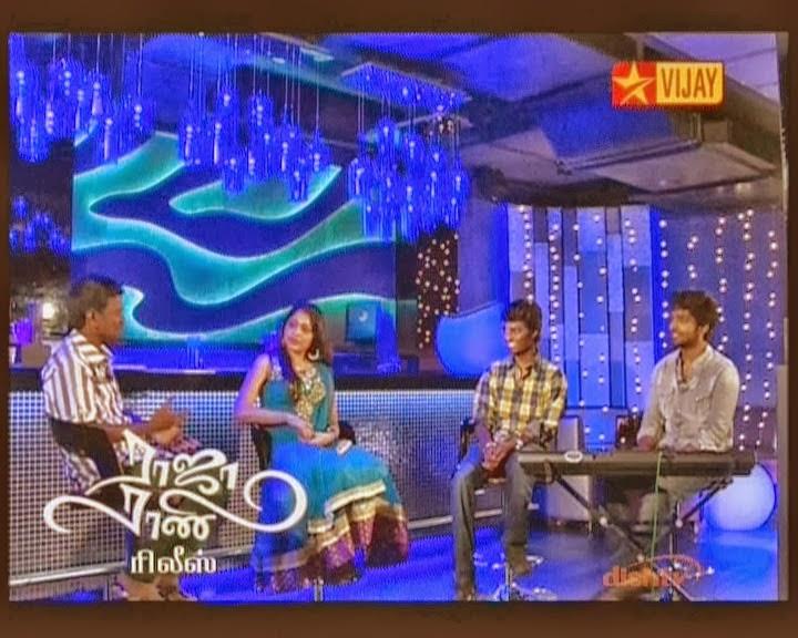 Vijay Tv Special Show Raja Rani Release 26-09-2013 Episode 04