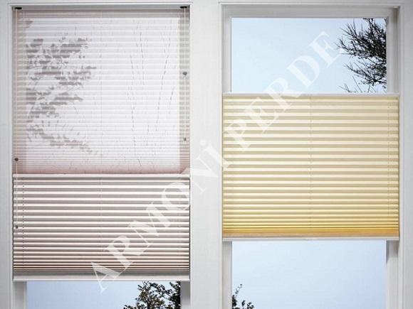 cam balkon plise perde temizliği resimli