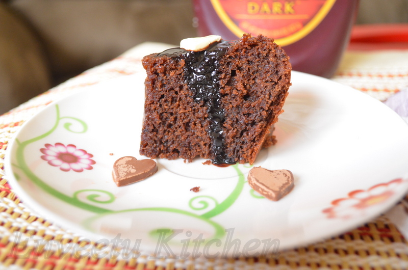 Eggless Coffee Cake Recipe Microwave