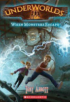 bookcover of WHEN MONSTERS ESCAPE by Tony Abbott