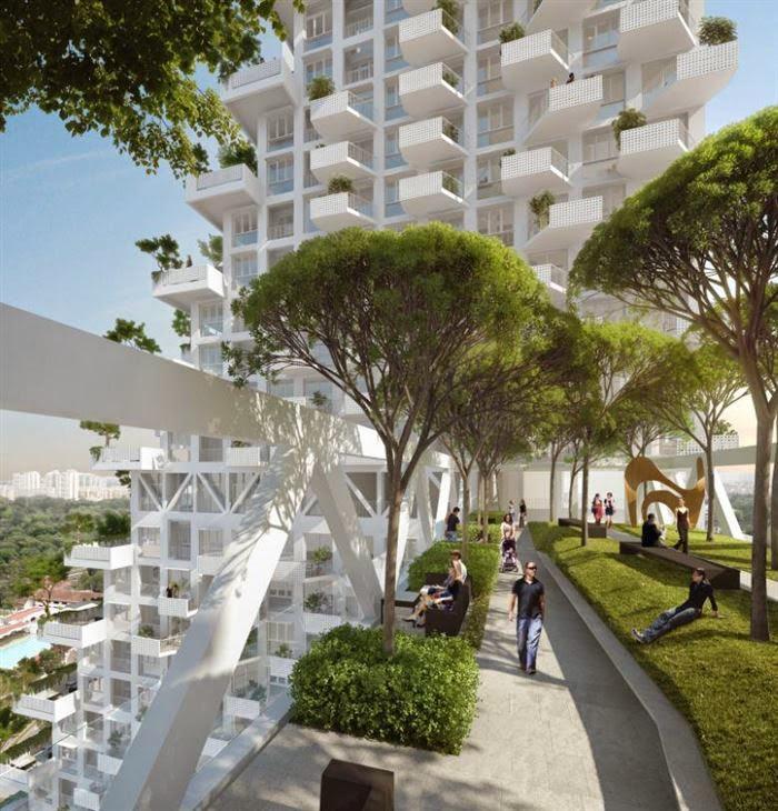 piscinas, verano, lujo, riqueza, dinero, cr7, cristiano ronaldo, piscina espectacular, Moshe Sadfie, arquitectura, singpur, singapour, arquitectura moderna, diseño, estilo