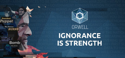 Orwell Ignorance is Strength Episode Three Synthesis-PLAZA
