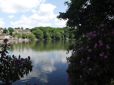 Newmillerdam Country Park, Wakefield, Yorkshire.