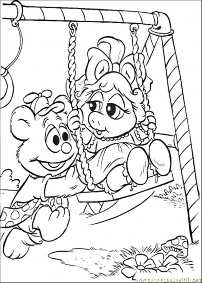 Kids Page: - The Baby SwingsCartoons Muppet Babies ...