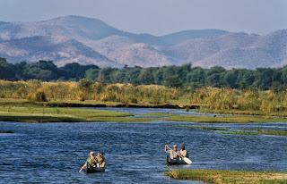 Zambize Canoe