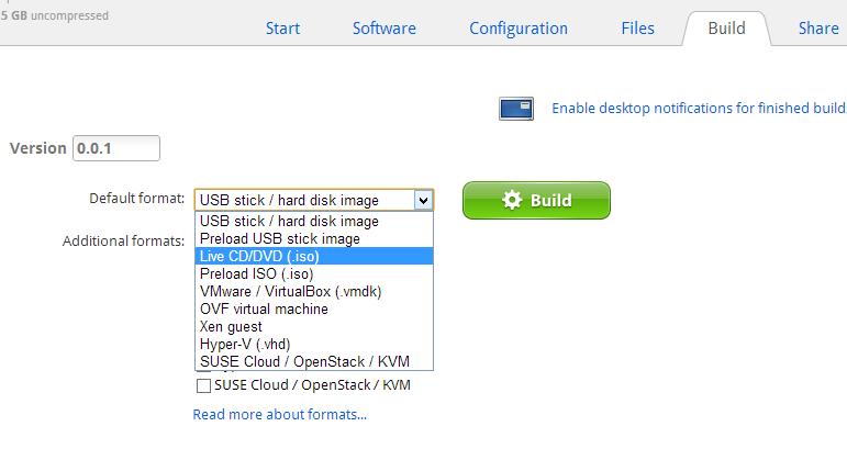build OS
