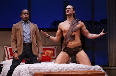 Variations On A Theme Cheyenne Jackson In The Performers