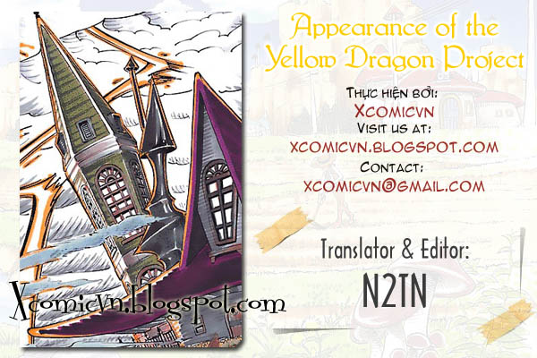 Appearance of the Yellow Dragon chap 11 - Trang 1