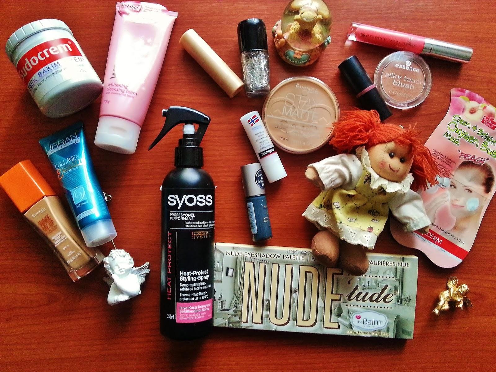 Subat Kozmetik Favorileri