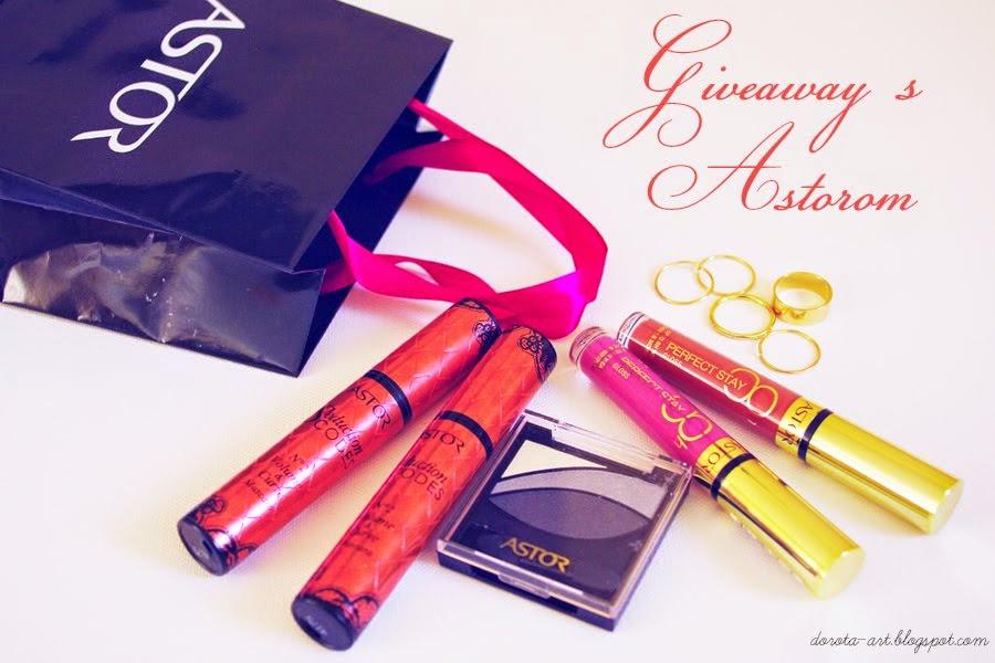 Giveaway o Astor produkty