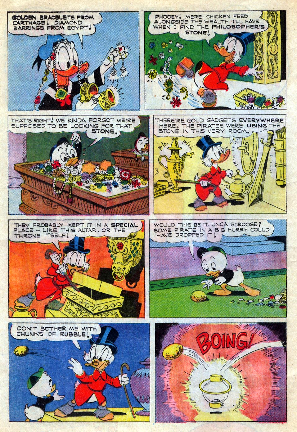 >Uncle Scrooge (1953) Is #338 - English 19