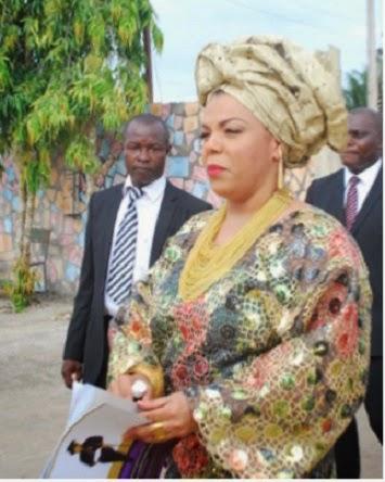 Mrs Nana Otedola Picture