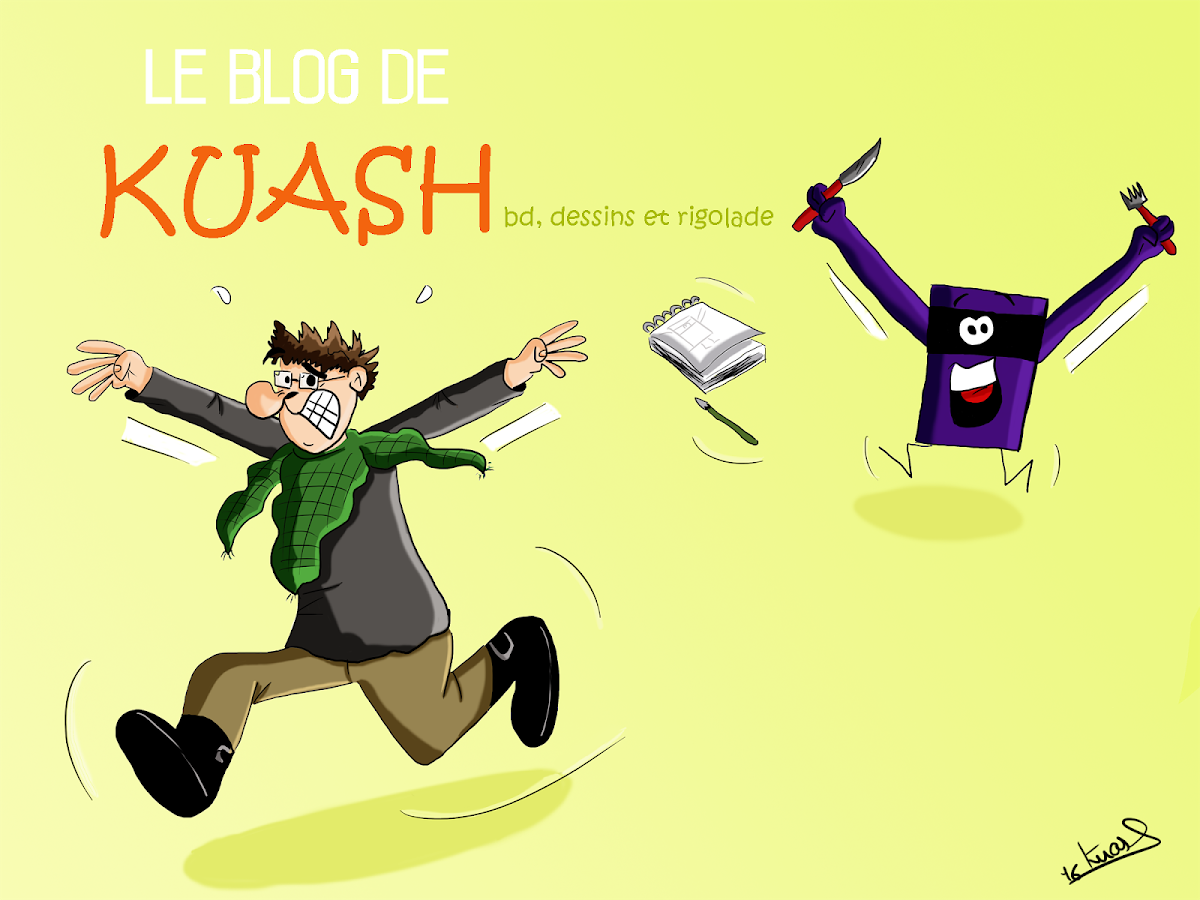 Le Blog de Kuash