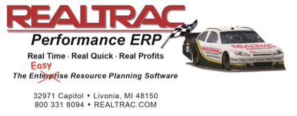 Realtrac ERP System Logo