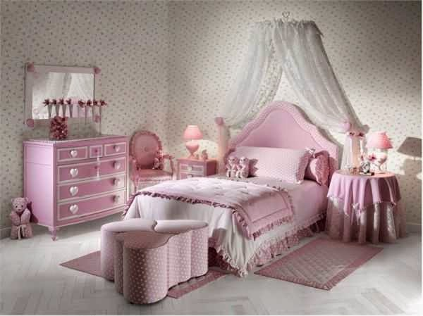 Kids Room Ideas for Girls Teenage