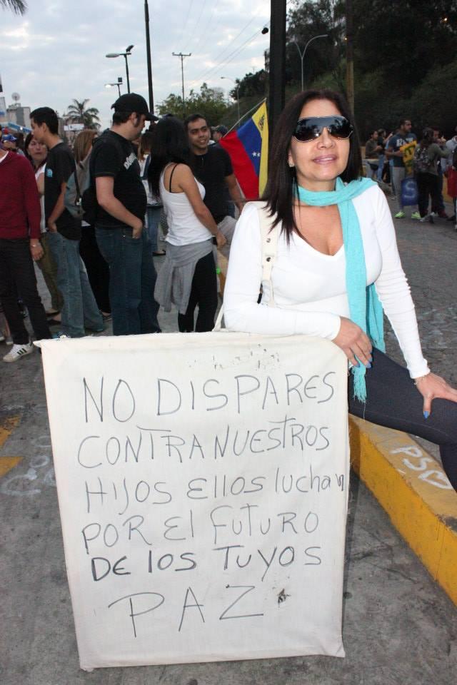 Mujer descuartizada en Caracas era activista opositora y ...