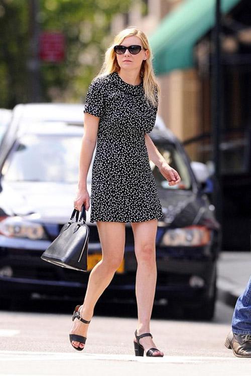 Kirsten Dunst Fashion Style