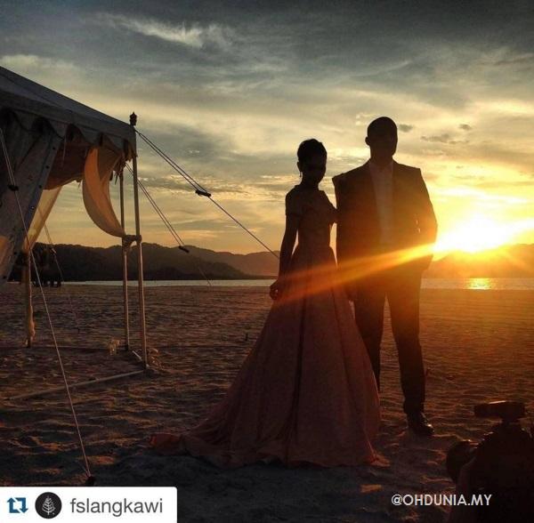 Pra Perkahwinan Anzalna Nasir dan Mohamad Hanif