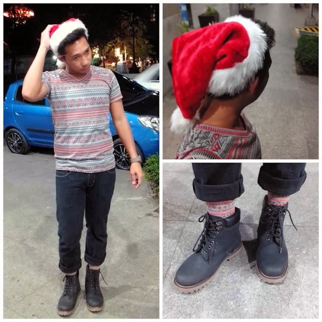 Christmas 2013 look