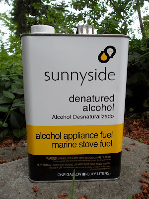 Four bees swedish m 40 mess kit svea alcohol stove for Denatured alcohol for fireplace